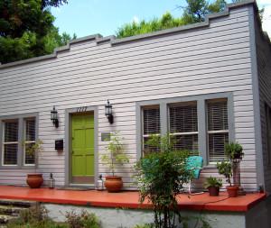 The Babbitt House in Jackson