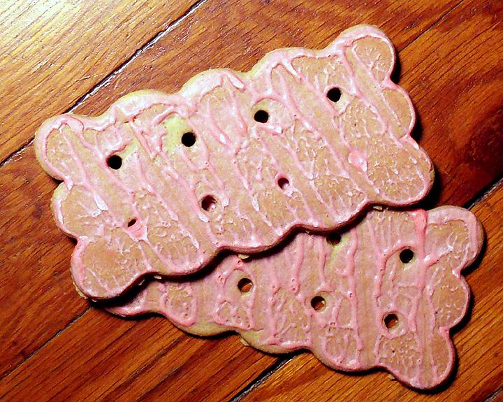 gingerbread stage planks – Mississippi Sideboard